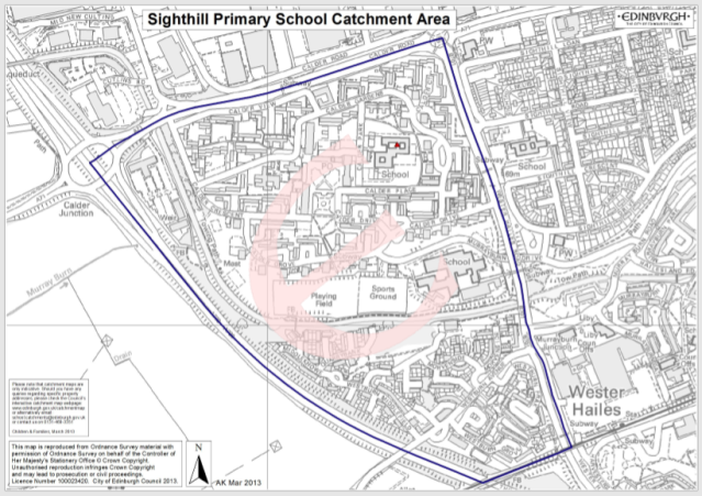 Sighthill Catchment Area.PNG